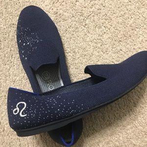 Rothy's Zodiac Leo loafers Size 8.0 EUC